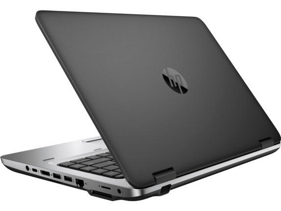 HP ProBook 640 G2 Notebook PC - Customizable - Left rear