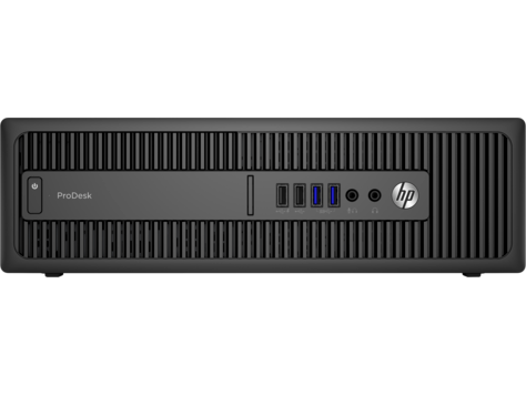 PC HP ProDesk 600 G2 con factor de forma reducido