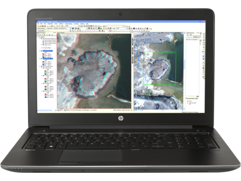 HP ZBook 15 G3 Mobile Workstation