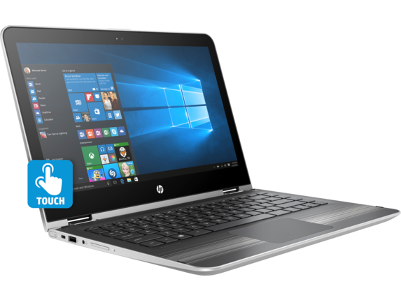 HP Pavilion x360 - 13-u168nr - Right