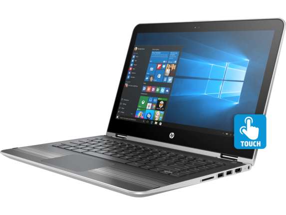 HP Pavilion x360 - 13-u168nr - Left