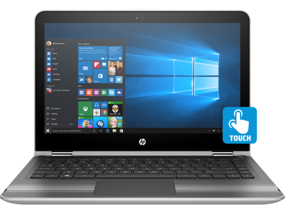 HP Pavilion x360 - 13-u168nr - Center