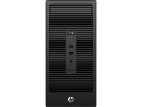HP 280 G2 Microtower-dator