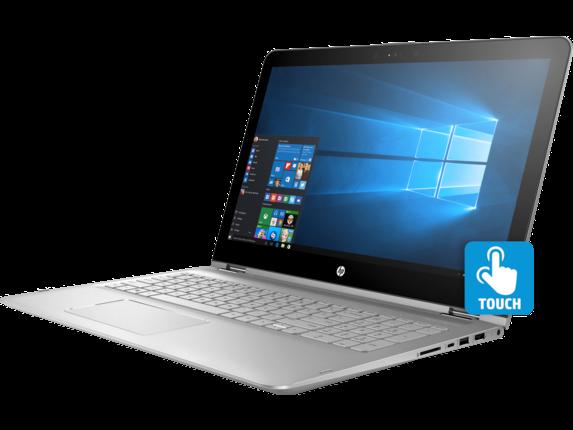 HP ENVY x360 Convertible Laptop - 15t - Left