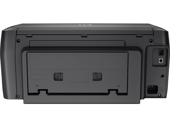 HP OfficeJet Pro 8210 Printer - Rear