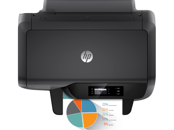 Hp 174 Officejet Pro 8210 Ink Printer D9l64a B1h