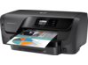 HP OfficeJet Pro 8210 Printer - Left