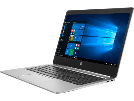 HP EliteBook Folio G1 Notebook PC - Customizable - Left
