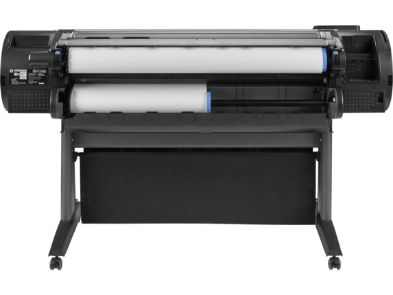 HP DesignJet Z5600 44-in PostScript Printer - Rear