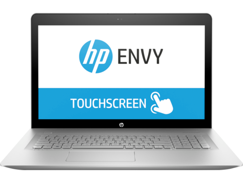 HP ENVY 17-u100 bærbar PC