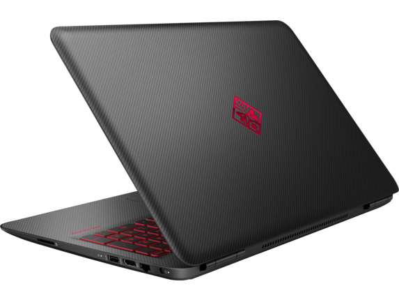 OMEN Laptop - 15t gaming - Left rear