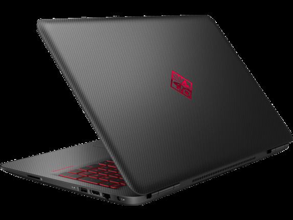 OMEN Laptop - 15t gaming - Left rear