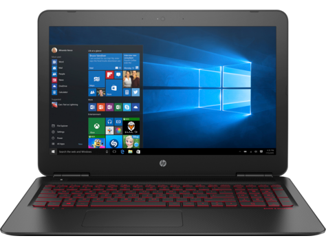 OMEN by HP 15-ax100 laptop