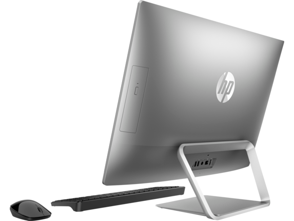 HP Pavilion All-in-One - 24-b240 - Left rear