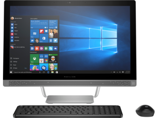 HP Pavilion 27 All-in-One
