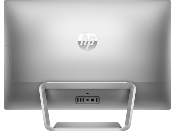 HP Pavilion All-in-One - 27-a230 - Rear