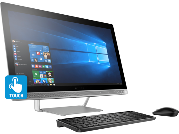 HP Pavilion All-in-One - 27-a240se - Right