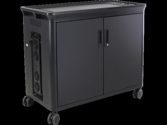 HP 30 Mgd Charging Cart V2 - Center