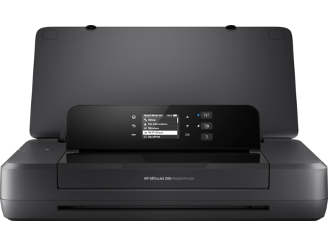 HP OfficeJet 200 Mobile Printer series