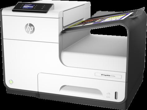 Imprimante HP PageWide série352