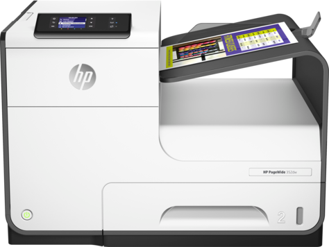 HP PageWide 352 Printer series