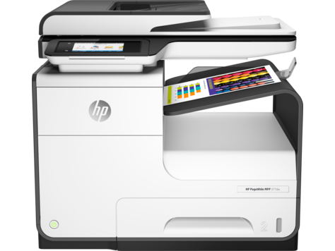 HP PageWide 377 multifunktionsskrivarserie