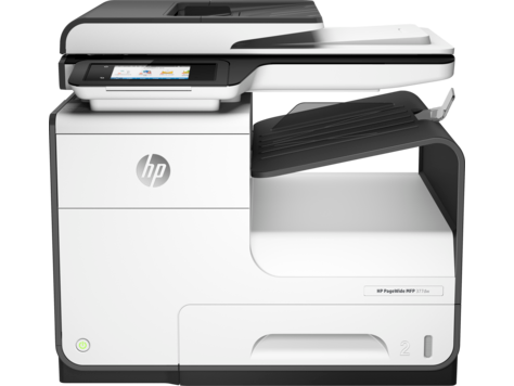 HP PageWide 377 multifunctionele printerserie