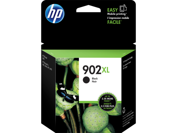 HP 902XL High Yield Black