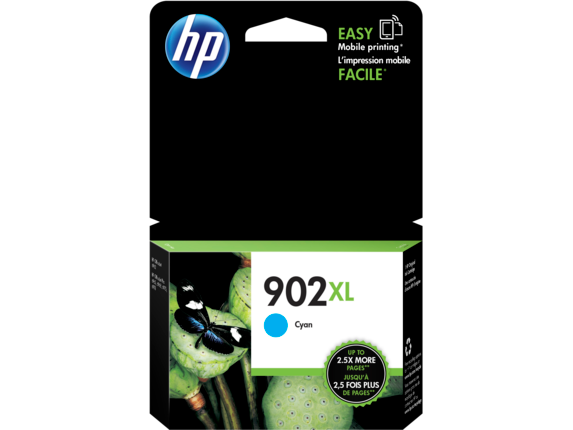 HP 902XL High Yield Cyan