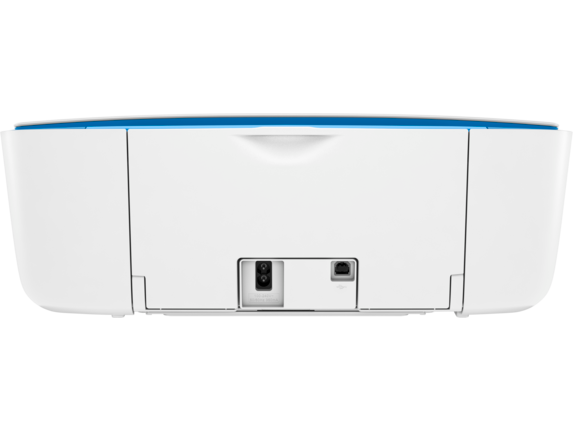 HP DeskJet 3755 All-in-One Printer - Rear