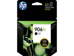 HP 906XL High Yield Black Original Ink Cartridge