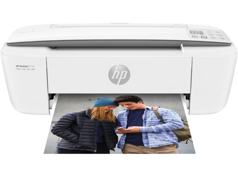 HP DeskJet 3752 All-in-One Printer