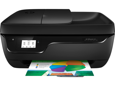 Impresora HP OfficeJet 3831 All-in-One