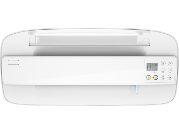 HP DeskJet 3755 All-in-One Printer - Top view closed