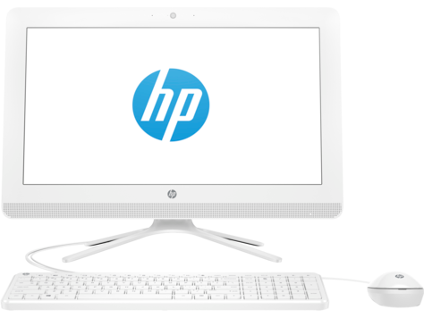 HP All-in-One - 20-c042d