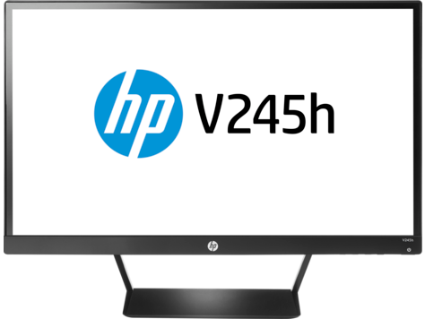 HP V245h 23.8-inch Monitor