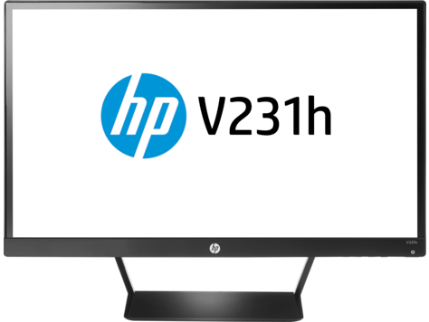 Monitor HP de 23 pulg.