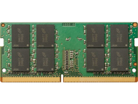 HP 4 GB DDR4-2400 nem ECC-s RAM