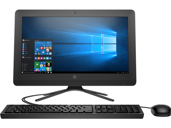 HP All-in-One - 20-c225t - Center