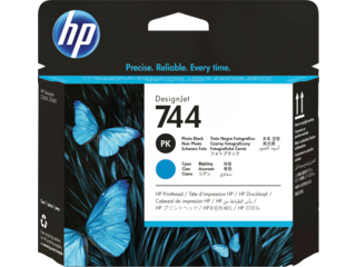 HP 744 Printheads