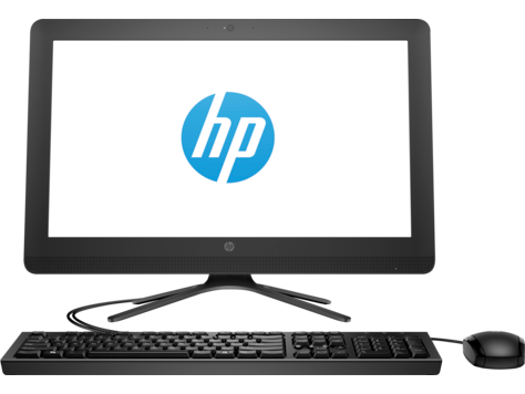 PC desktop All-in-One HP serie 22-b100