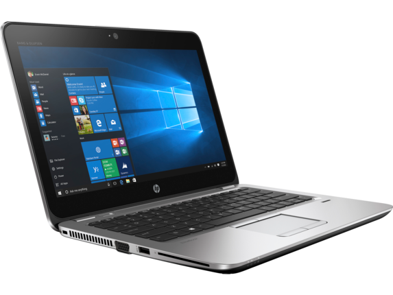 HP EliteBook 820 G4 Notebook PC - Customizable - Right