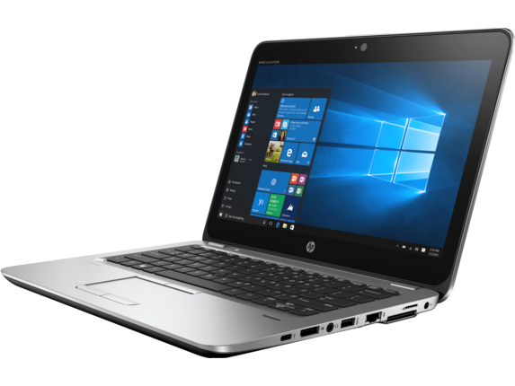 HP EliteBook 820 G4 Notebook PC - Customizable - Left