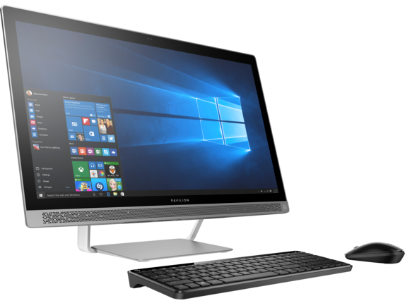 HP Pavilion All-in-One - 27-a210t - Right