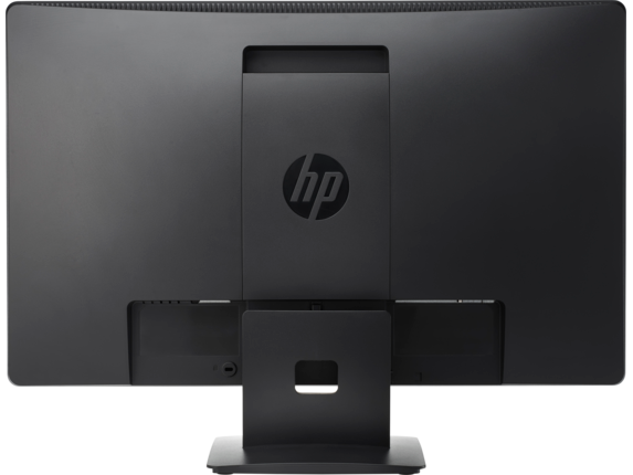 HP ProDisplay P240va - Rear