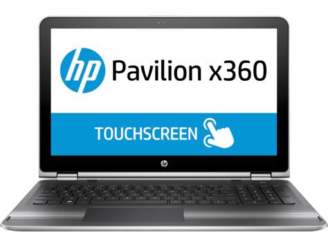 HP Pavilion 15-bk000 x360 konvertibel PC