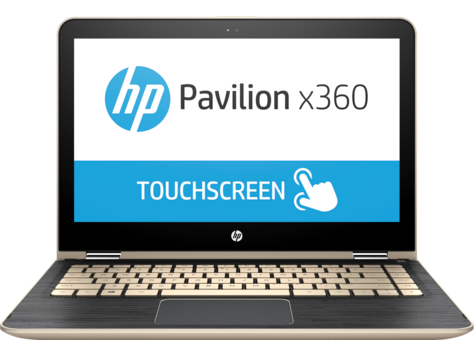 HP Pavilion 13-u000 x360 konvertibel PC