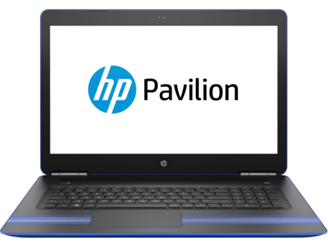 PC Notebook HP Pavilion serie 17-ab000