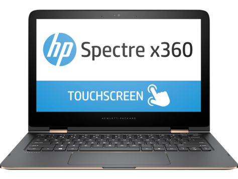HP Spectre 13-4200 x360 converteerbare pc