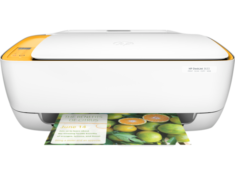 HP DeskJet 3633 All-in-One Printer